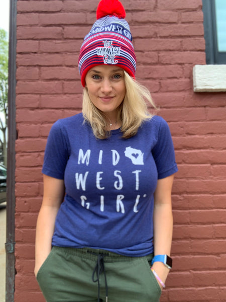 The Vintage Wisconsin Tee