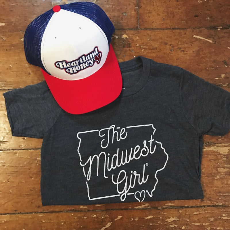 The Little Classic Iowa Tee