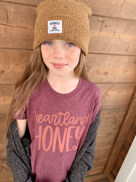 Heartland Honey Tee for Youth