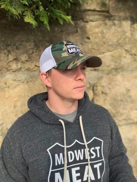 Midwest Meat® Camo Hat