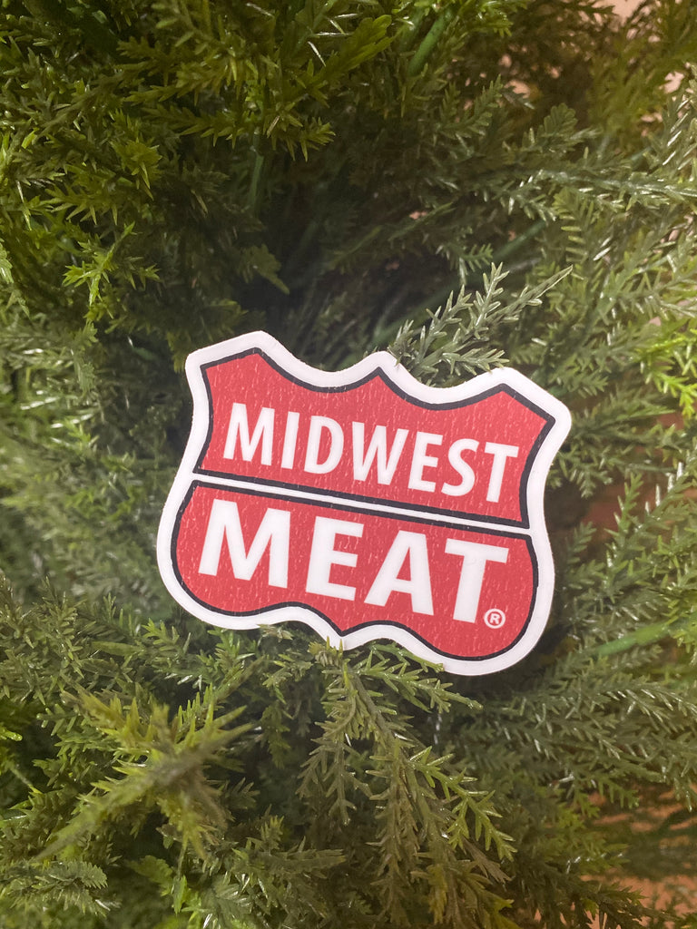 Midwest Meat® Sticker