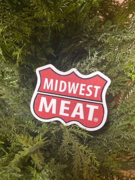 Midwest Meat Sticker