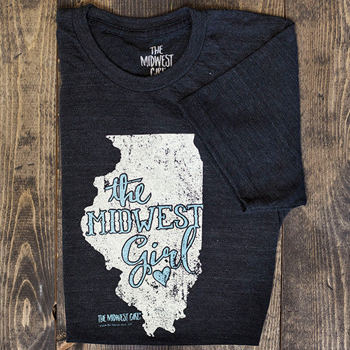 The Classic Illinois State Tee