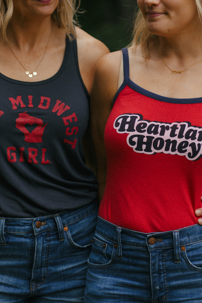 Heartland Honey® throwback tank