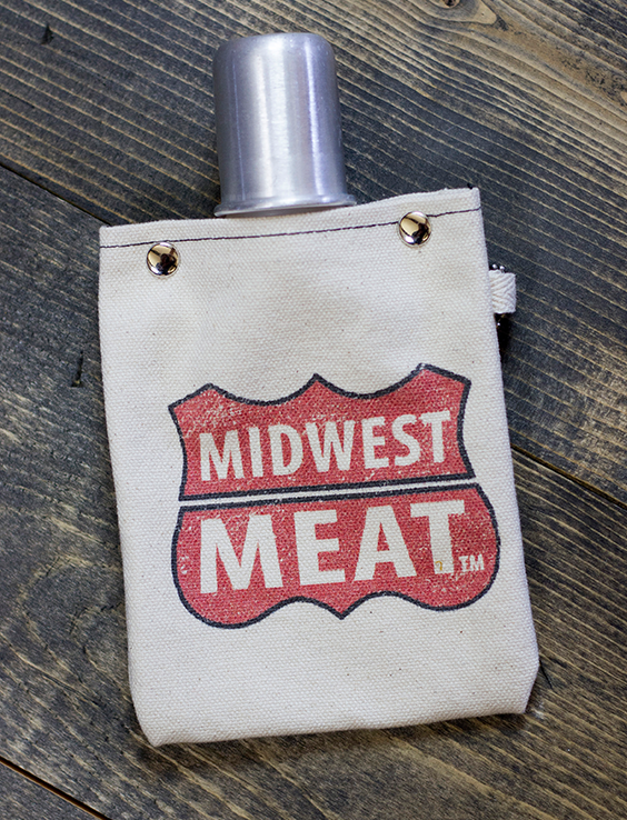 Midwest Meat­­® Flask