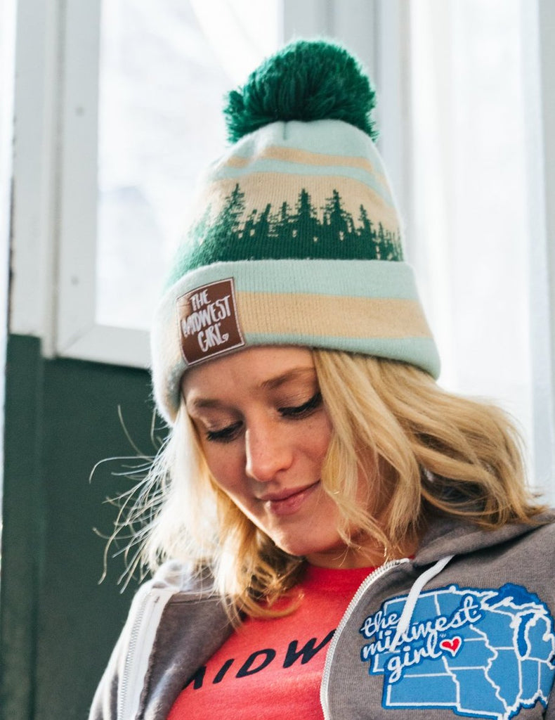 The Midwest Girl® Campy Beanie