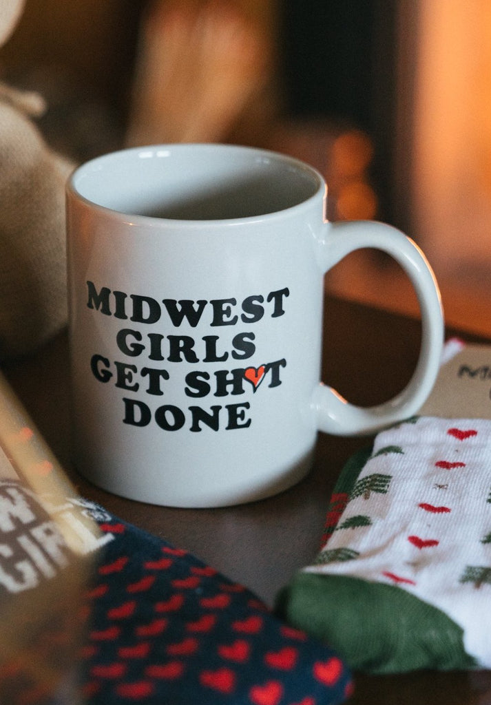 Midwest Girls get Sh*t Done Mug