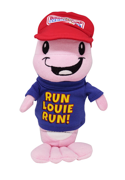 "10"" Run Shrimp Louie Plush"