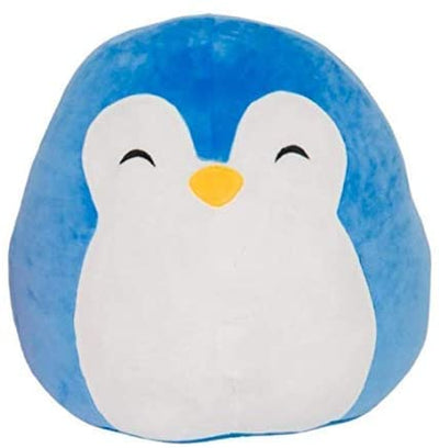 Squishmallow penguin blue