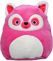 Squishmallow Squirrel Pink