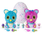 Hatchimals HatchiBabies Cheetree Hatching Egg with Interactive Pet Baby