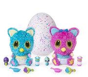 Hatchimals, HatchiBabies Ponette Hatching Egg with Interactive Toy Pet Baby