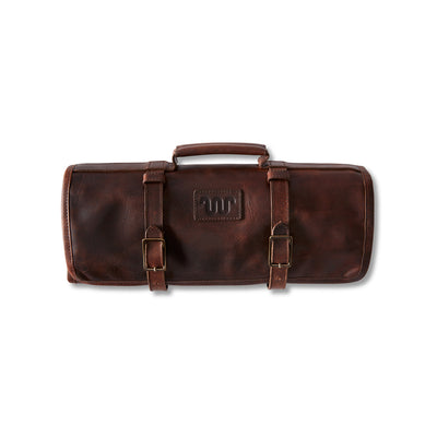 King Ranch Leather Knife Roll