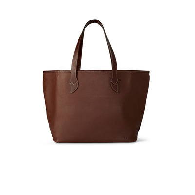 King Ranch Leather Ranch Tote