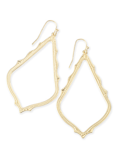 Sophee Mystic Bazaar Earrings - Gold