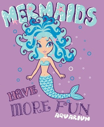 Mermaids Have More Fun Youth T-Shirt