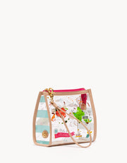 Spartina Hawaiian Islands Clear Beach Wristlet