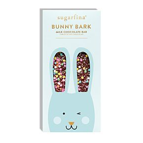 Sugarfina Bunny Bark Milk Chocolate Bar