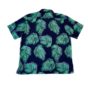 MEN'S TROPICAL PALM CAMP SHIRT