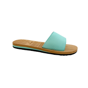 SIMPLE LADIES SLIDES MINT OR CORAL
