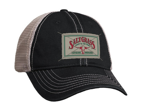 Saltgrass Mesh Back Cap