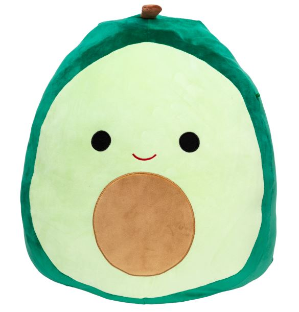 Squishmallow Avocado Green