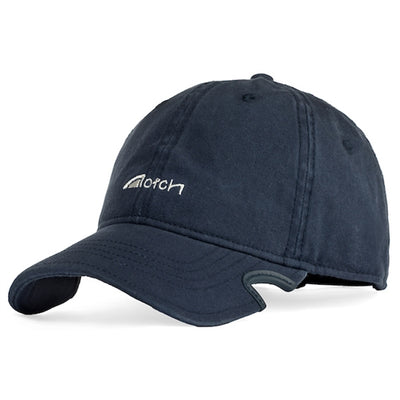 Notch Classic Adjustable Hat ~ Navy
