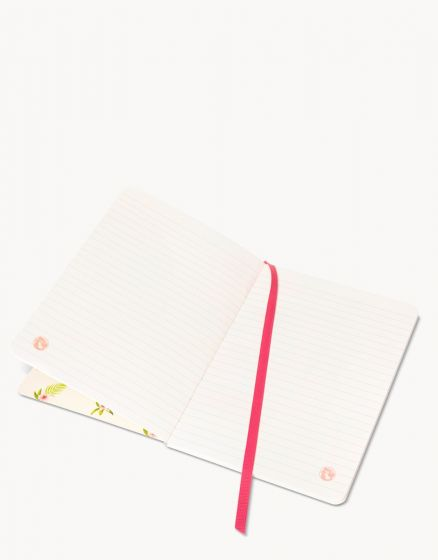 Spartina Flamazing Ruled Notebook
