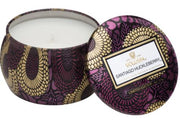 Voluspa Santiago Huckleberry 3 Wick 12 oz. Tin Candle