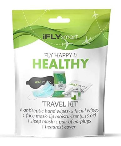 iFly Happy & Healthy Travel Kit