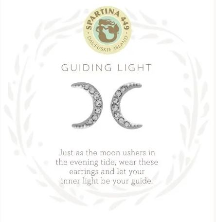 Spartina Sea La Vie Guiding Light Stud Earring