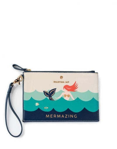 Spartina Mermazing Wristlet