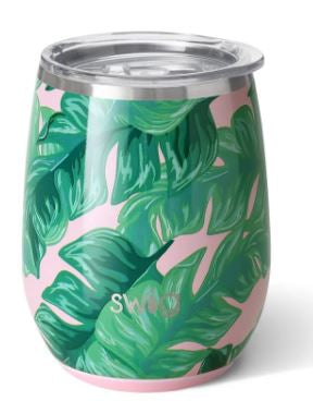 SWIG 14oz. Stemless Wine Tumbler ~ Palm Springs
