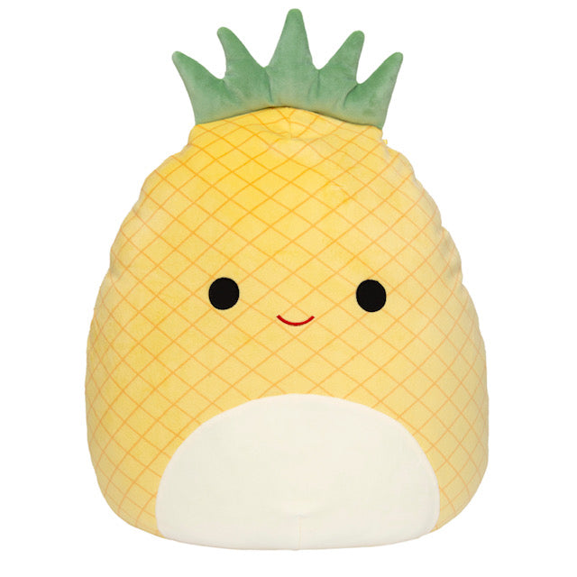 Squishmallow Pineapple Yellow