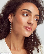 Presleigh Statement Earrings ~ Gold