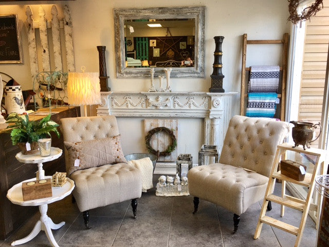 Used and New Furniture Available at Molly's Marketplace