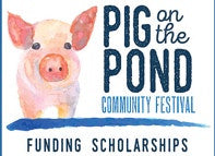 Coming Up: The Pig on the Pond 2017
