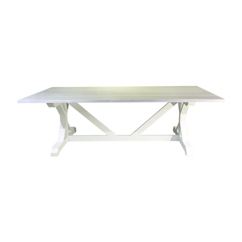 Wooden Farmhouse Dining Room Table Molly S Marketplace
