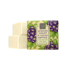 Load image into Gallery viewer, Small Bar of Soap, Lavender, Cocoa Butter,CHAMOMILE,