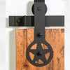 ranger star barn door kit, barn door kit designer