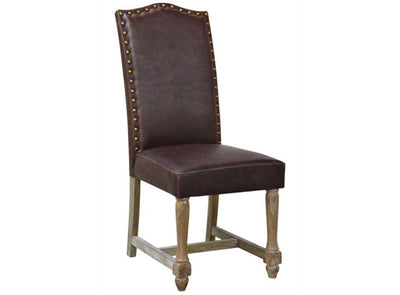 Rustic Farmhouse Dining Room Chair