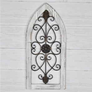 Chapel Grill Wall Hanging 40""