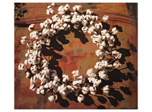 Load image into Gallery viewer, Large Cotton Wreath