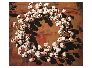 Large Cotton Wreath