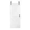 white interior door sliding, white barn door, white interior sliding barn door, custom made barn door