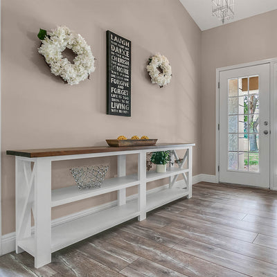 Farmhouse Console Table