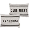 Farmhouse / Our Nest Pillow