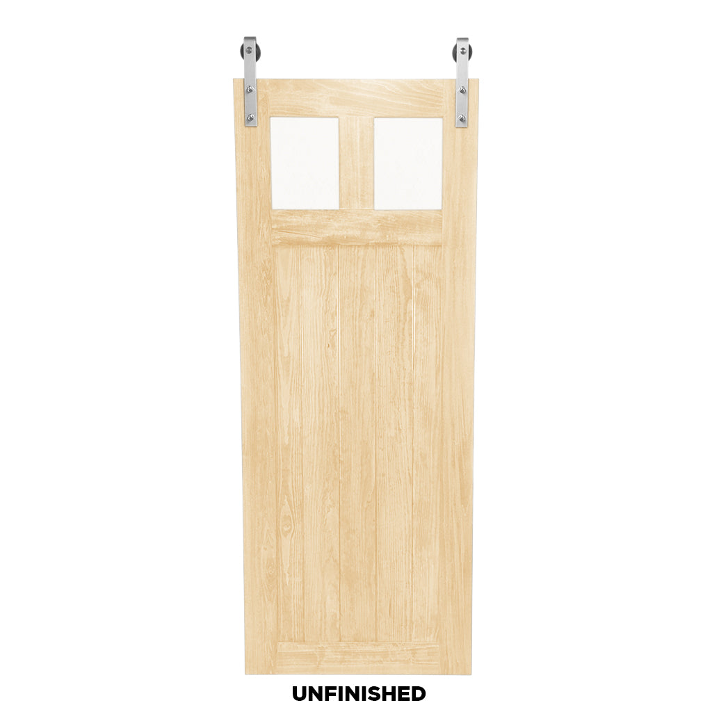 SINGLE BARN DOOR: