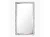 Grey Wash Beveled Mirror