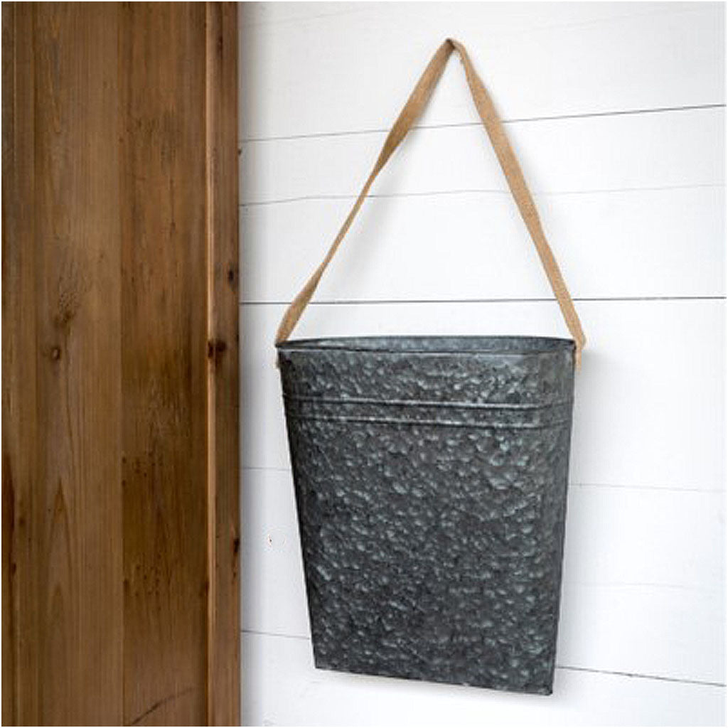metal picking basket, metal wall basket, metal flower basket